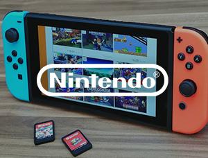Carte cadeau - Nintendo