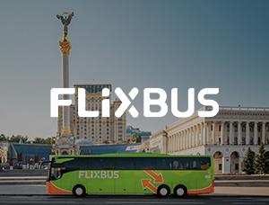Carte cadeau - Flixbus