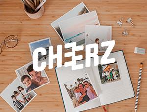 Carte cadeau - Cheerz