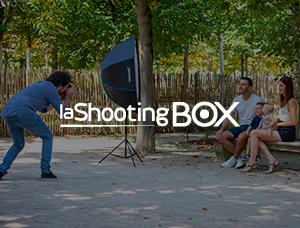 Carte cadeau - LaShootingBOX