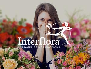 Carte cadeau - Interflora