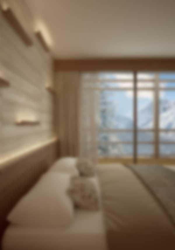 Wellness Residences Dolomiti – Главная комната