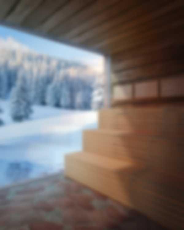 Lefay SPA Dolomiti - Саун