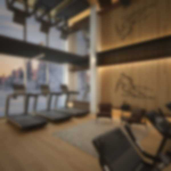 Lefay SPA Dolomiti - Fitness Zonen