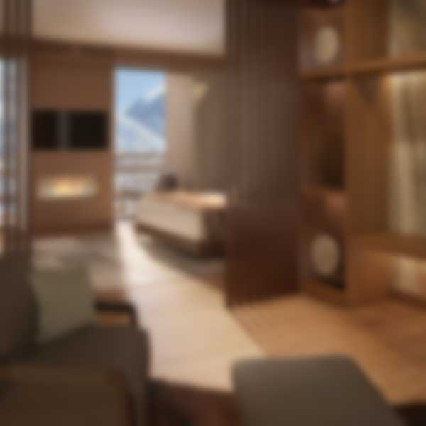 Exclusive Junior Suite - Lefay Resort & SPA Dolomiti