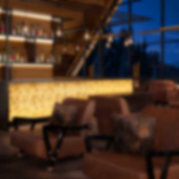 Lobby Bar - Lefay Resort & SPA Dolomiti