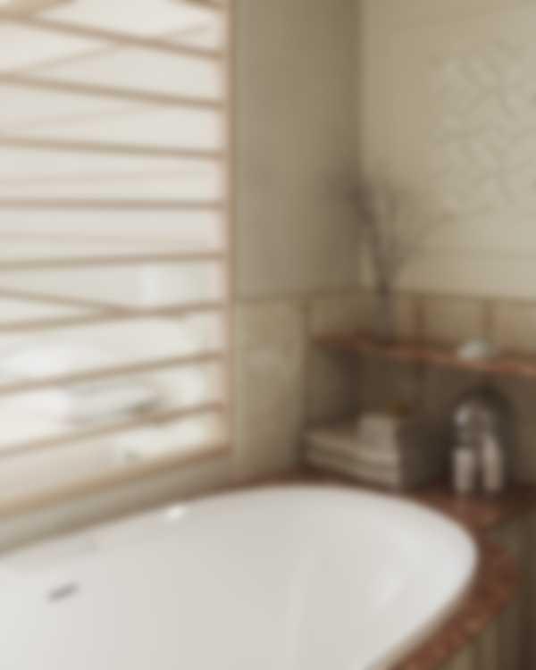 Ванная комната в Deluxe Junior Suite (номер полулюкс Делюкс) отеля Lefay Resort & SPA Lago di Garda
