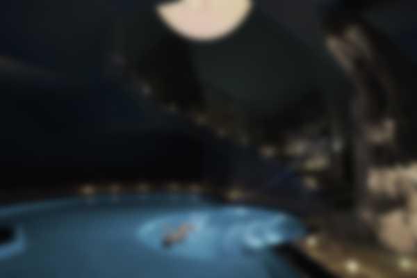 """La Luna nel Lago"" - lago salino del Mondo Lefay SPA"