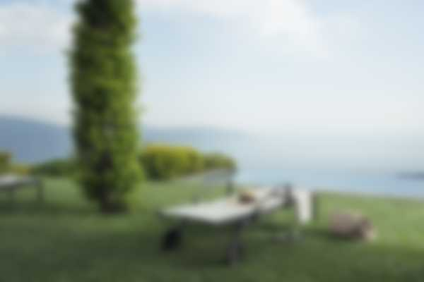 View on Lake Garda from Royal Pool & SPA Suite