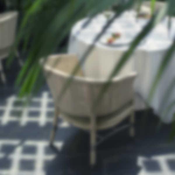 "Detail vom ""La Grande Limonaia"" Restaurant von Lefay Resort & SPA Lago di Garda"