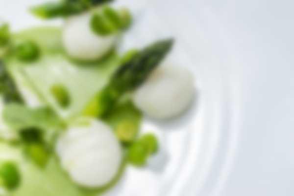 """Gli Gnocchi"" - Lefay Vital Gourmet erste Speise von ""La Grande Limonaia"" Restaurant"