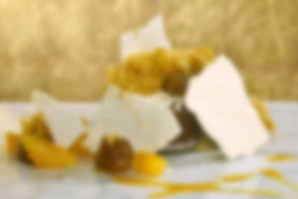 """I Marroni di San Zeno"" - Lefay Vital Gourmet dessert of ""La Grande Limonaia"" Restaurant"