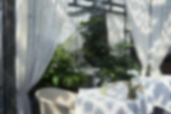 """Tavoli del Ristorante """"La Grande Limonaia"""" di Lefay Resort & SPA Lago di Garda"""