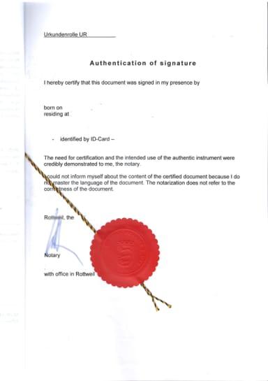 Apostila notara plnej moci v nemecku2