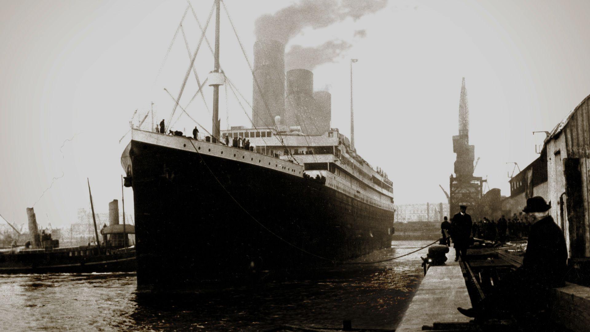 En berättelse från RMS Titanic