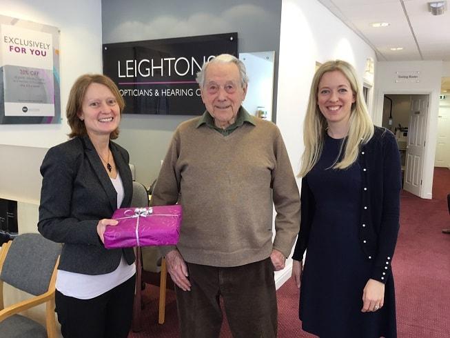 Leightons Alton team