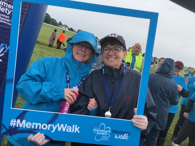 leightons epsom and sutton memory walk