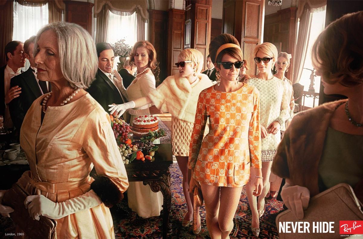 RayBan pop culture fashion