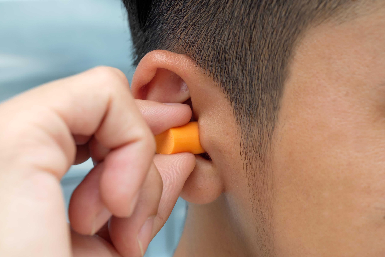 general ear plug usage