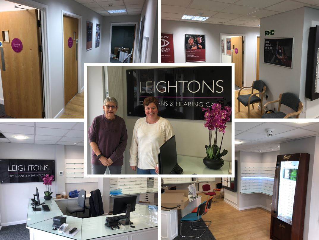 leightons tadley refit new branch