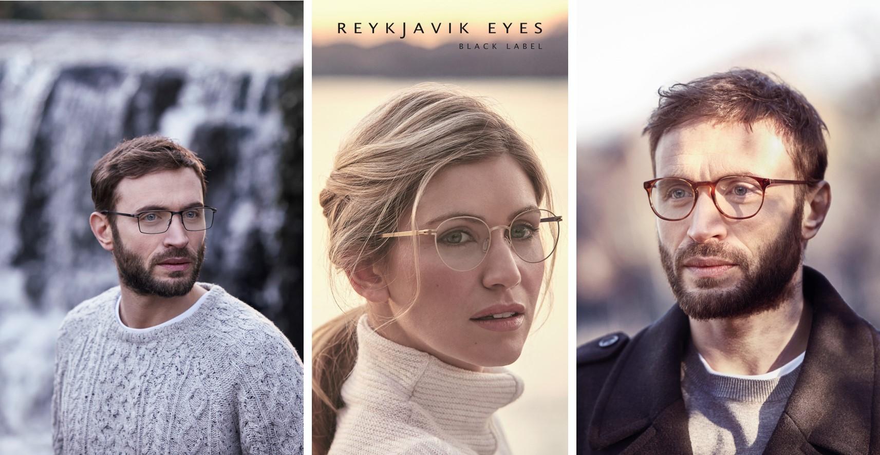 Reykjavik eyewear images