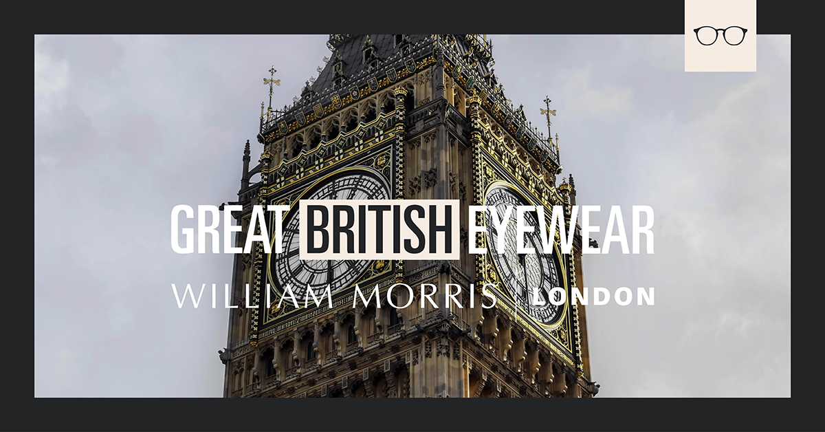William Morris British Eyewear