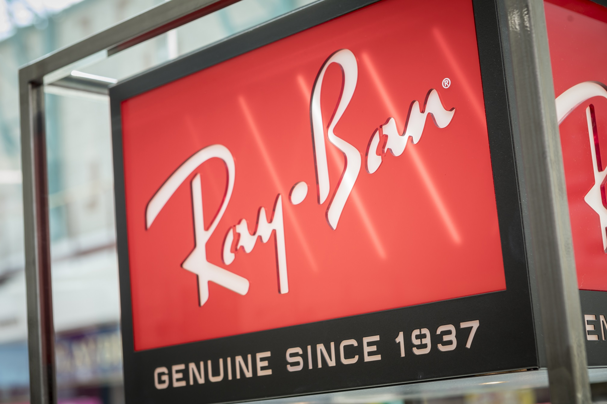 Ray-Ban cabinet leightons