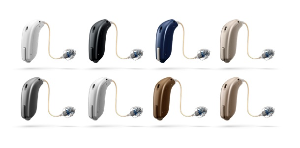 oticon opn colours