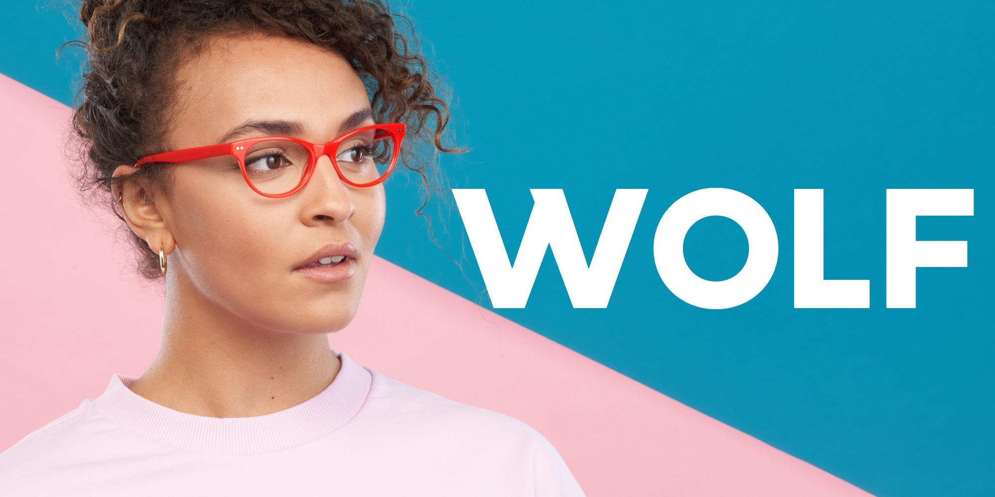 Wolf eyewear image