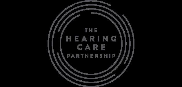 the hearing care partnership logo