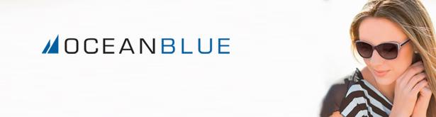ocean blue banner