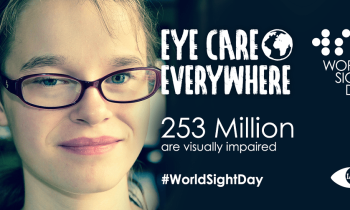 World Sight Day: Helping us all cope with vision loss