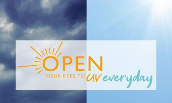 Open your eyes to UV every day