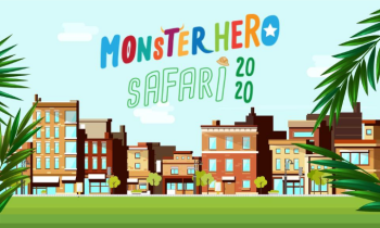 Leightons Thatcham are taking part in MonsterHero Safari