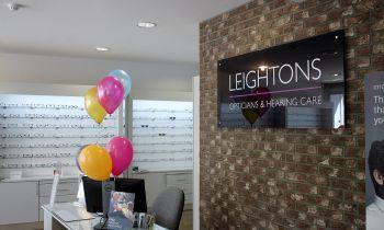 Leightons Epsom hosts successful Silhouette eyewear event
