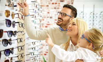 Why you should book your family in for an eye exam this half term