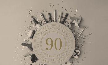 90th birthday celebrations in Winchester