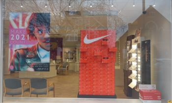 Leightons Addlestone puts Nike in the spotlight