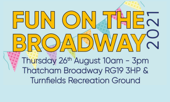 Leightons Thatcham is joining Fun on the Broadway 2021