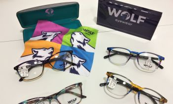 Leightons Fareham Introduce Wolf Eyewear