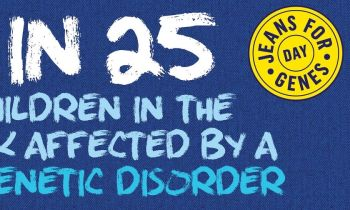 Jeans for Genes Day: Spotlight on common genetic eye conditions