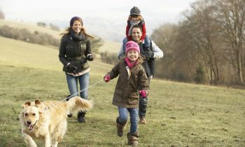 Winter walks: why your ears need wrapping up too