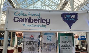 Camberley get involved in community retail scheme