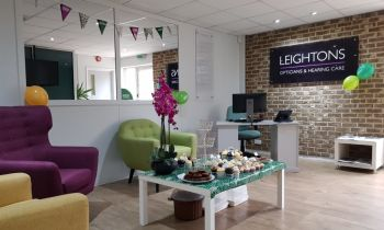 Leightons backs Macmillan Cancer Support with 'World's Largest Coffee Morning'