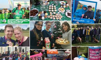 Leightons Foundation walks, runs and bakes its way through 2018