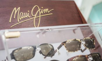 Enjoying the sunshine with Maui Jim