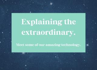 Explaining the Extraordinary