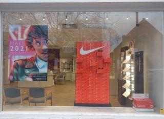 Leightons Addlestone puts Nike in the spotlight