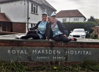 Suzanne Simpsom tackles the Marsden March