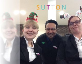 Treat Yourself with Sutton's Charity Raffle